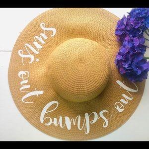 Floppy Hat / Beach Hat / Maternity